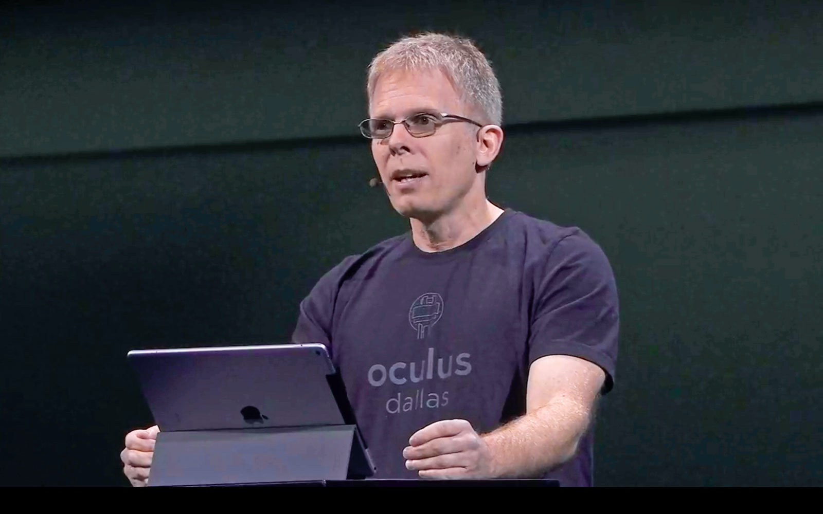 Oculus CTO John Carmack to Step Down